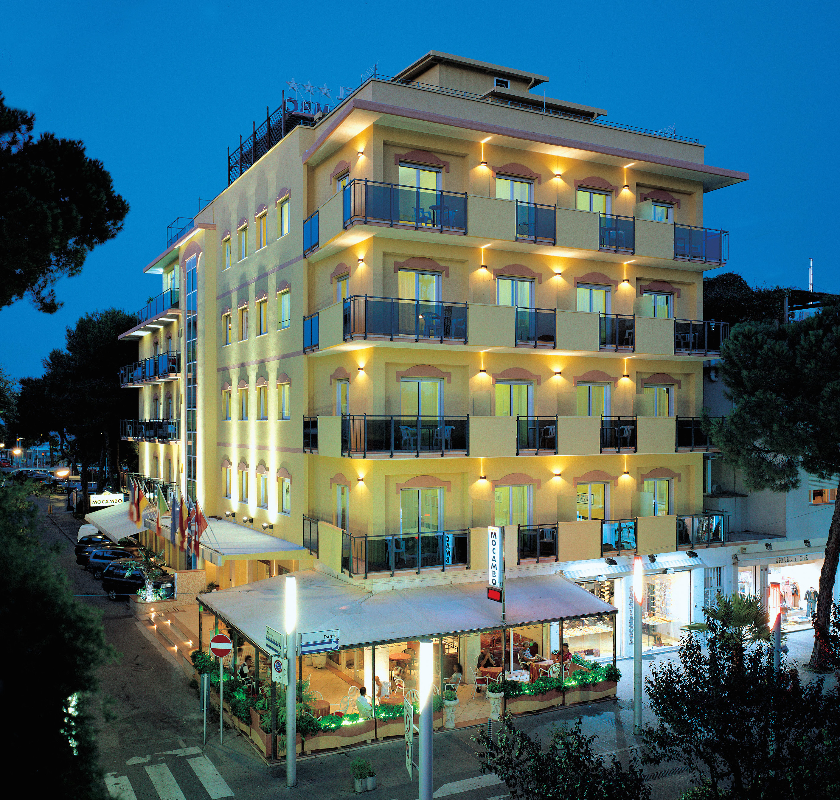 All Inclusive Riccione, offers and family packages | Hotel Mocambo