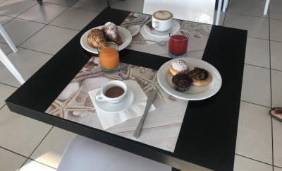 Colazione Hotel Mocambo